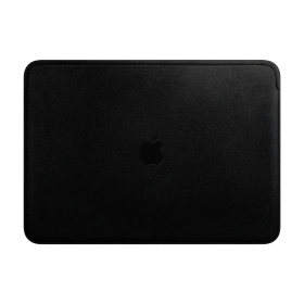 Leather Sleeve for 13-inch MacBook Pro  Black