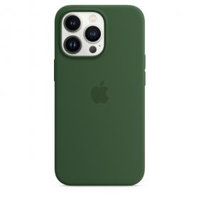 iPhone 13 Pro Silicone Case with MagSafe  Clover