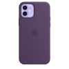 iPhone 12 | 12 Pro Silicone Case with MagSafe - Amethyst